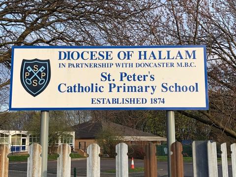 St. Peters Catholic Primary School